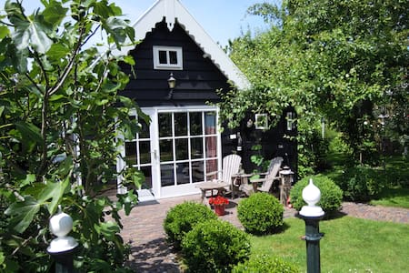 Gastenverblijf  De Zonnebloem / Bed and Breakfast - Veere - Chalet