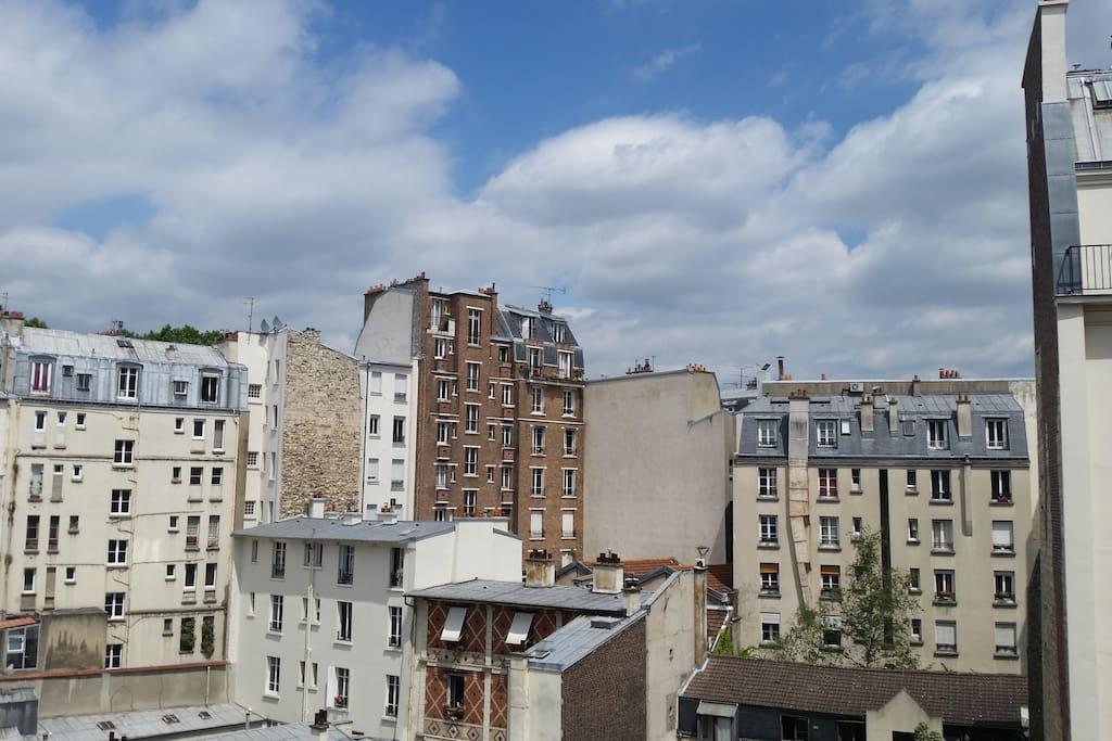 Appartement confortable aux gobelins appartements for Appartement atypique a louer ile de france