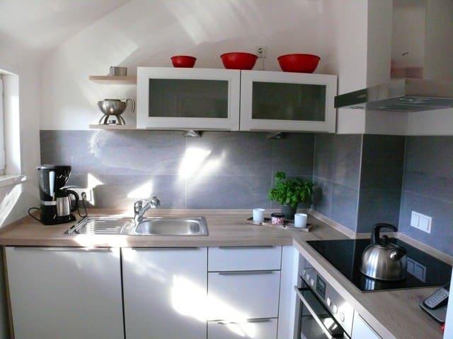 Wunderbare Wohnung  GM Zentrum - Gummersbach - Apto. en complejo residencial