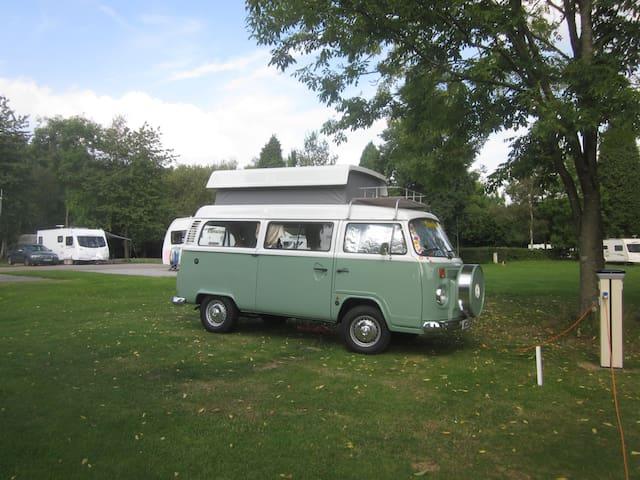 2014 VW Camper called Viv