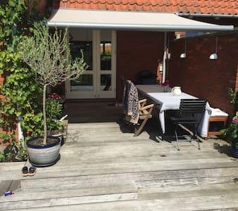 Near Copenhagen - cosy terracehouse - Virum