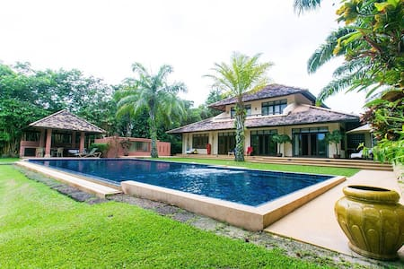 3+1 luxury villa w/salt water pool