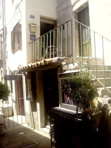 Charming studio in the old center - Cres, Island Cres  Croatia - Byt