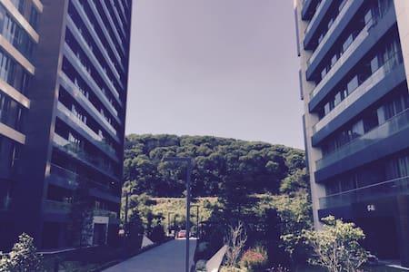 Vadi'de orman manzaralı residence - Istambul - Apartamento