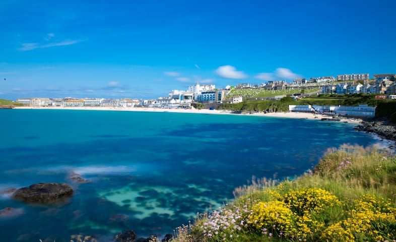 Sea Salt Apartment - St Ives - St Ives - Huoneisto
