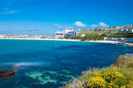 Sea Salt Apartment - St Ives, Cornwall