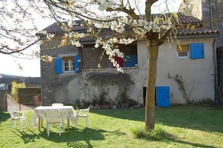 Maison de campagne Larzac templier - Sainte-Eulalie-de-Cernon - Hus