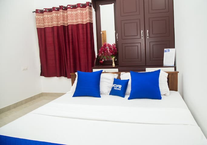 Bedroom at VOYE HOMES  Wayanadan Villa
