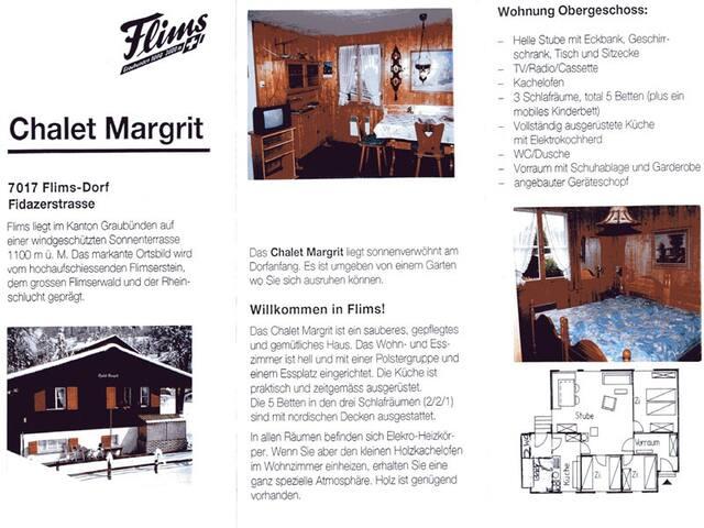 Chalet Margrit - Flims
