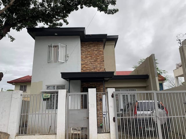 150sqm 2-story House in a Gated Subdivision