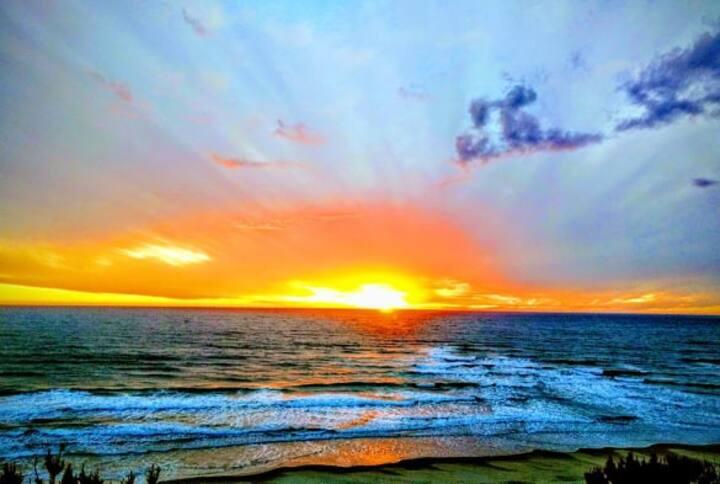 Retreat @ the Beach - Oregon Trail Bedroom
