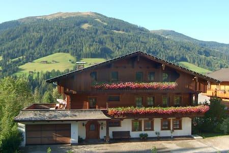 Aparthaus Hubertus - Alpbach - Apartment