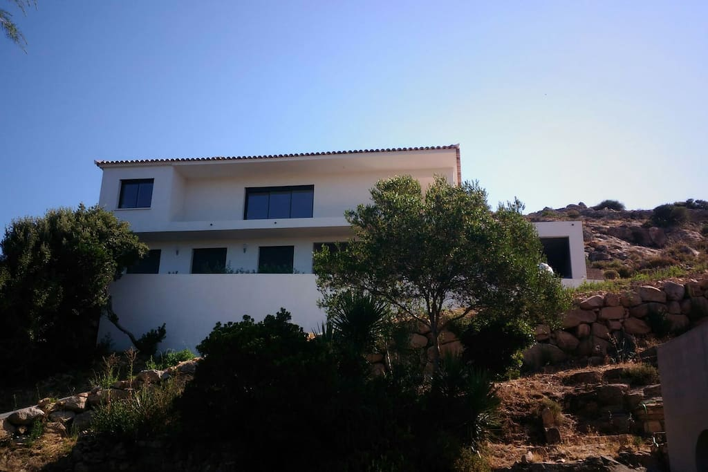 Chambre dans villa neuve appietto proche d 39 ajaccio for Ajaccio location maison