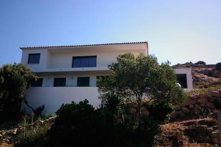 Chambre dans villa neuve Appietto proche d'Ajaccio - Appietto - Haus
