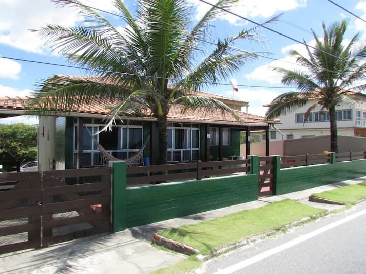 Saqua Beach Hostel