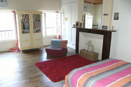 Chambre d'une maison de ville - Saint-Sever