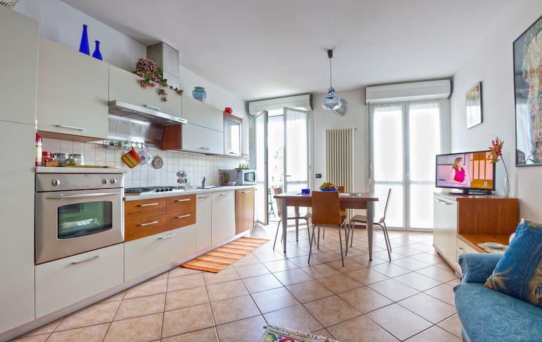 Appartamento a 200mt dal lago - Dervio