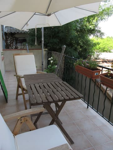 Appartement au calme entre Aix et Marseille - Simiane-Collongue - Lägenhet