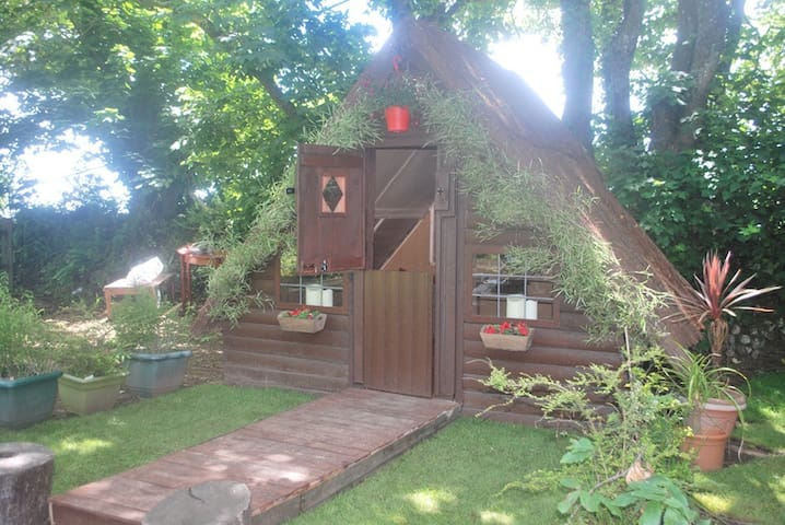 Quirky Camping Pod