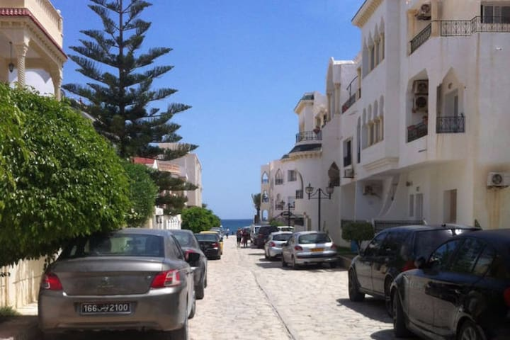 Appart vue mer - Sousse - อพาร์ทเมนท์
