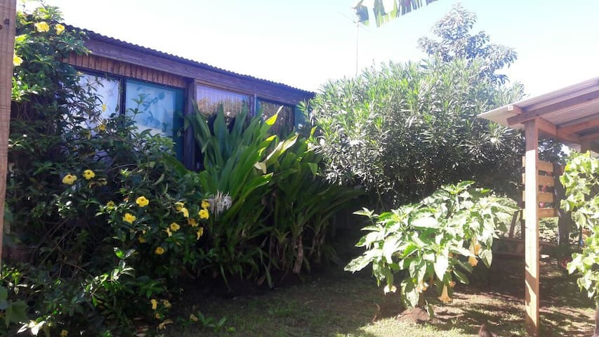 Acogedora cabaña en Rapa Nui