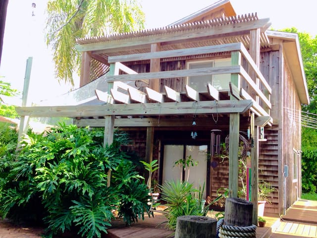 Casita Tropical: Beach Breeze Birds - Corpus Christi - Σπίτι