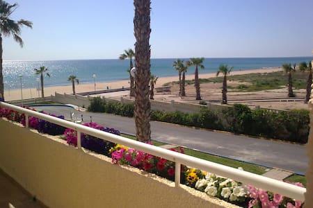 Frente al mar - Bungalow