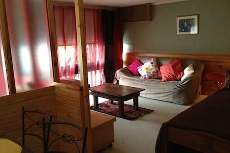 Appartement au coeur de l'Aubrac - saint-chély d'aubrac