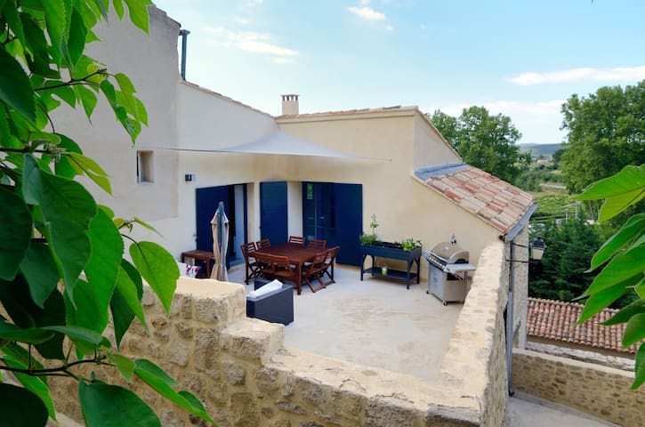 The perfect spot to enjoy Luberon lifestyle ! - Cucuron - Casa