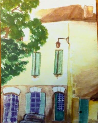 3 chambres - petit déjeuner bourg St Avit Sénieur