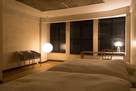 uno nido 201 (2 double bed)