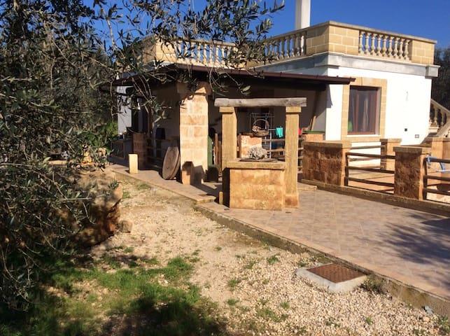 Villetta in campagna nel salento - Corsano - Villa