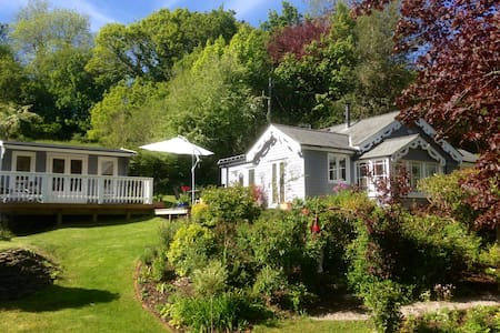 Cabin Retreat in Rural Tranquility - Bodmin