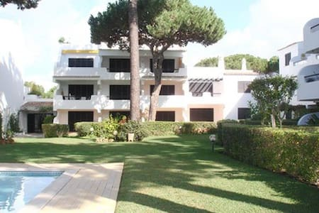 Paradise apartment w/terrace - Quarteira - Daire