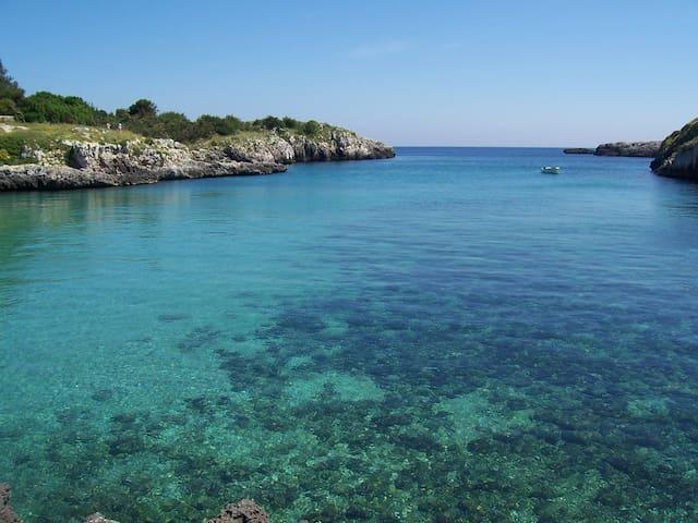 a 5 minuti dal mare - Giurdignano - Byt