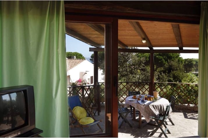 Villetta con giardino - Conca Verde - Haus