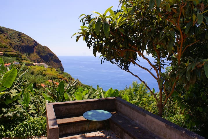 Sea View Farm Apartment - Arco da Calheta - 別墅