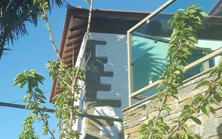 Stűdio Duplex AM - Vila Marim - House