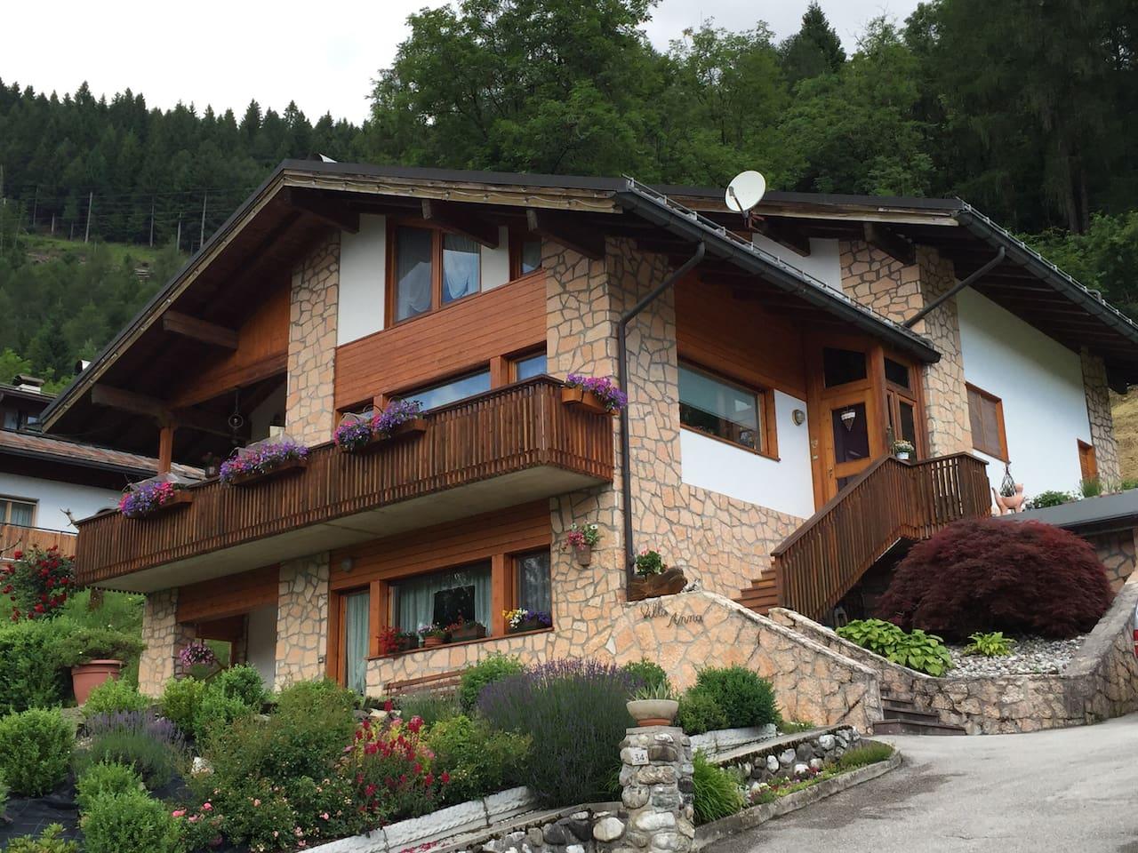 Vista esterna - House view