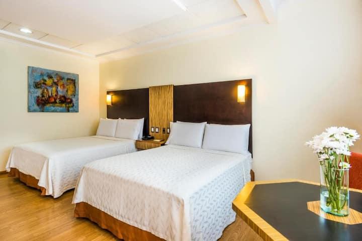 Habitación doble superior - 2 camas