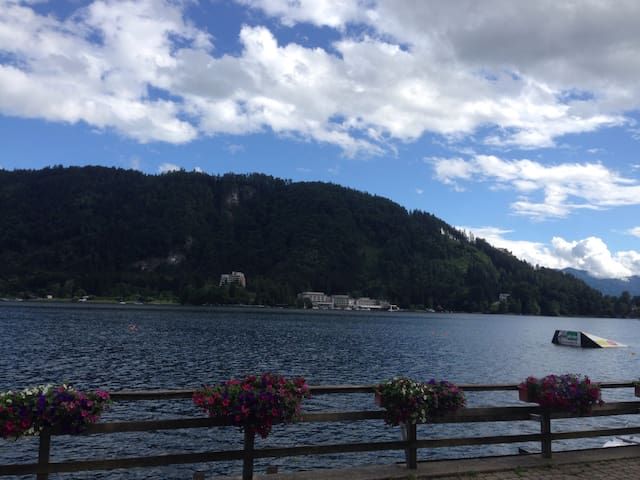 Sunny Apartment on Ossiacher See - Annenheim - อพาร์ทเมนท์