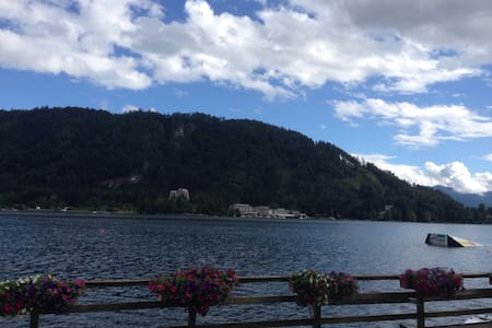 Sunny Apartment on Ossiacher See - Daire
