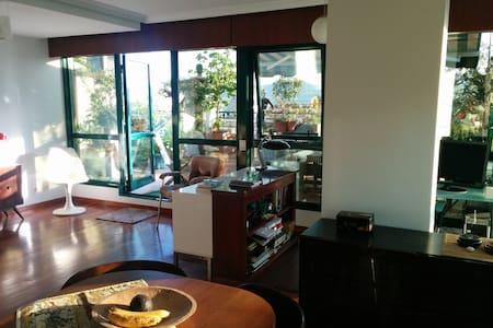 Habitación cómoda y tranquila. Terraza vistas - Vigo - 公寓