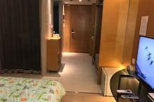 卧室 42#智能有线电视(已挂墙)免费