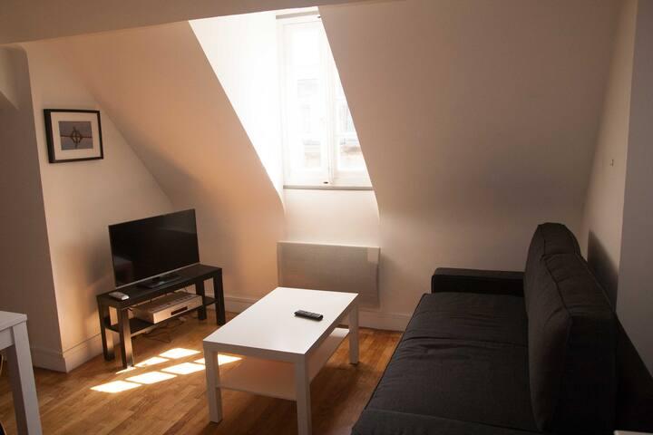 Appartement intra muros appartements louer saint - Location appartement meuble saint malo ...