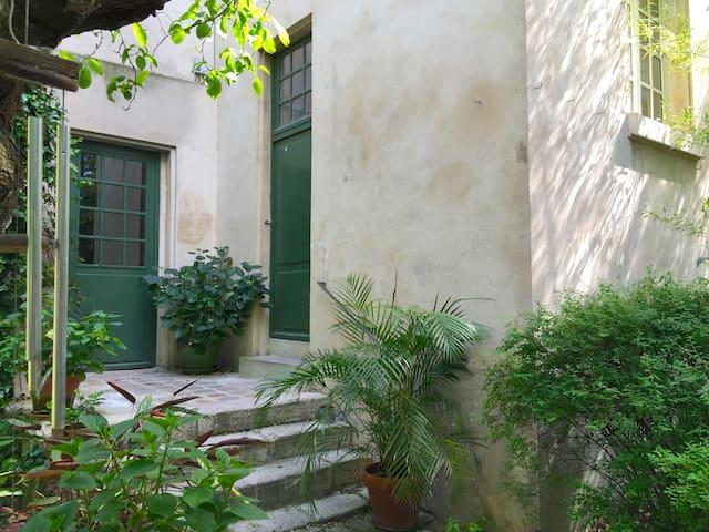Studio dans maison de charme 17e s. - Saint-Maur-des-Fossés - Dom