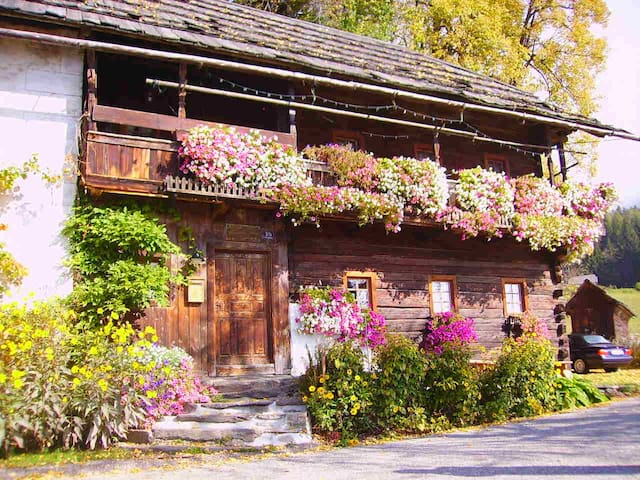 Charming chalet- 500 years old! - Mooswald - House