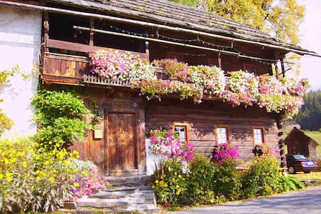 Charming chalet- 500 years old! - Mooswald