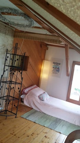 Cozy room, separate toilet and shower - Salmsach - Leilighet