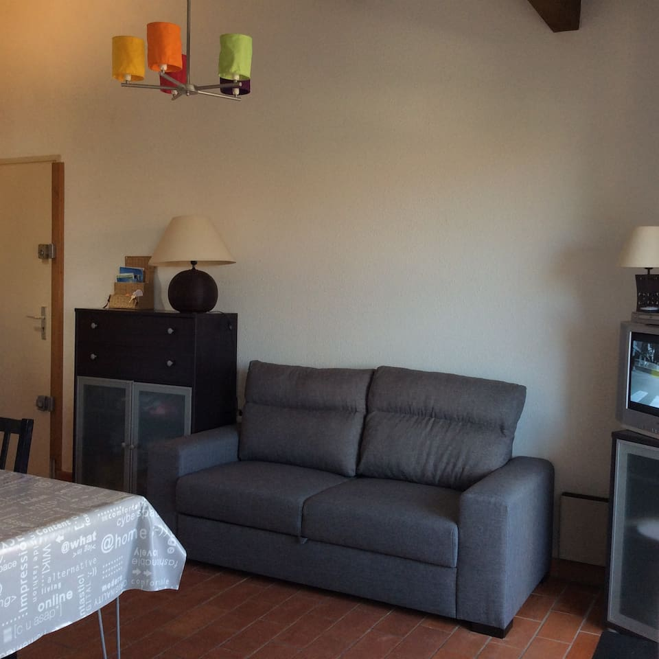 Apartment 2 min from the beach